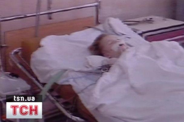 Вітчим забив на смерть 4-річну дівчинку