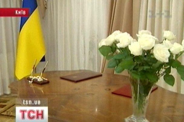 Віктор Ющенко запізнився на весілля сина