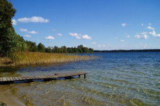 Ющенко віддав своєму кумові третє за величиною озеро Шацького заповідника