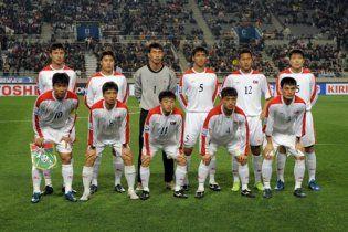 Представляємо учасників ЧС-2010 з футболу: Збірна КНДР