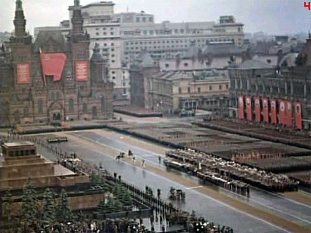 Парад Перемоги 1945 року в Москві