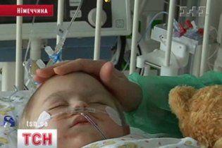 Допоможіть врятувати життя маленькому Максимкові