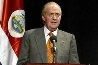 Королю Іспанії зробили операцію на легені