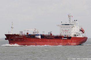 Сомалійські пірати захопили танкер з українцем на борту