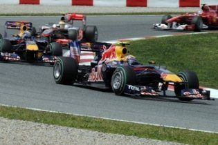Гонщики Red-Bull зробили золотий дубль на Гран-прі Монако