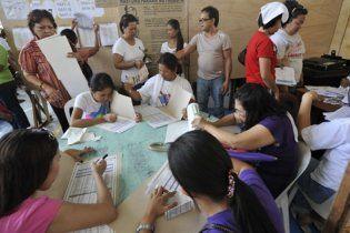 На Філіппінах почалися загальні вибори