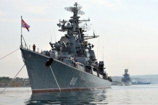 Росія проведе масштабну реформу Чорноморського флоту