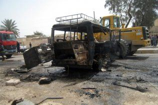 Нова серія терактів в Іраку: майже сотня жертв