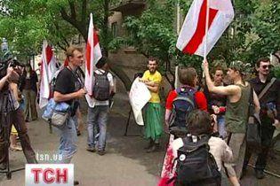 Білоруська опозиція провела акцію протесту в центрі Мінська