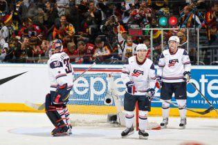 США на грані вильоту з чемпіонату світу з хокею