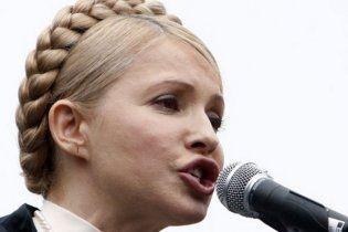 Тимошенко: Янукович за 100 днів побудував в Україні авторитаризм