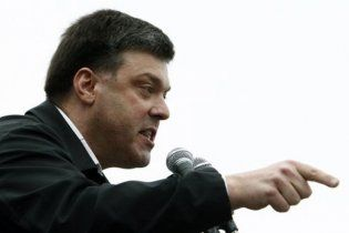 Тягнибок: на Україну чекає засилля дешевої робочої сили з Китаю