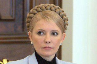 Тимошенко: шельф Чорного моря знову відійшов у власність шахраям