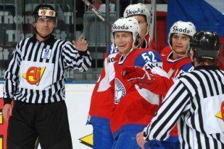 На хокейному чемпіонаті світу прогриміла ще одна сенсація