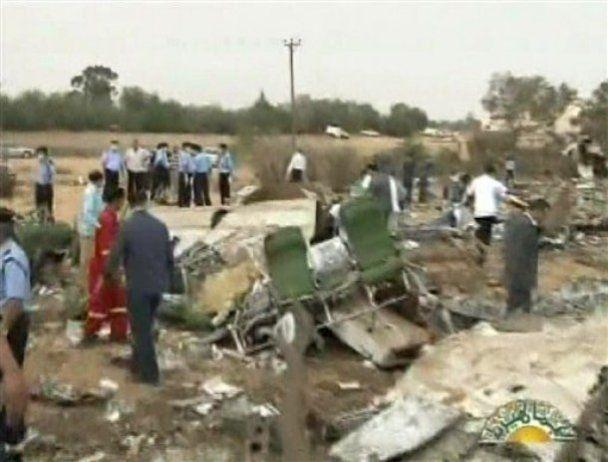 Знайдено бортові самописці лівійського аеробуса