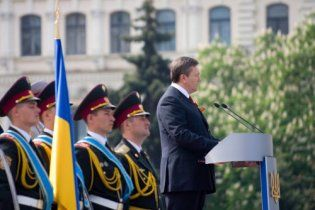 Янукович запропонував Раді пустити в Україну іноземних військових