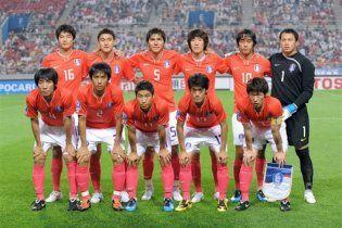 Представляємо учасників ЧС-2010: Збірна Південної Кореї