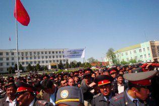 Киргизькі жінки відбили у нової влади місто Ош
