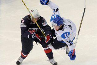 США ганебно вилетіли з хокейного чемпіонату світу