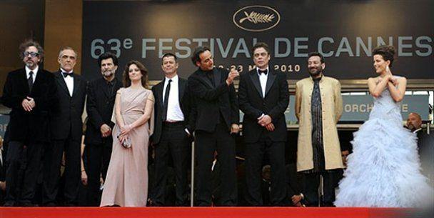 У Каннах відкрився 63-й міжнародний кінофестиваль