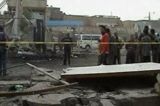 Внаслідок теракту у Багдаді загинуло сім людей