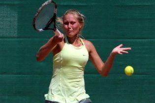 Українську тенісистку дискваліфікували за допінг