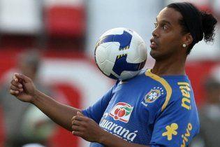 Роналдіньо перейшов у бразильський клуб