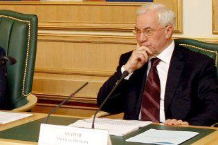 Слідом за Януковичем захворів Азаров