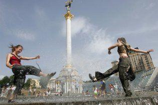 Прогноз погоди в Україні на суботу, 12 червня