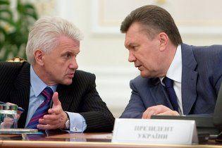 Литвин: Янукович зробив для України все, що міг