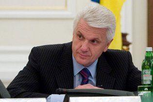 Литвин не радить Януковичу поспішати з російською мовою