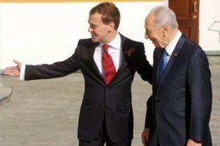 Російські прикордонники в аеропорту принизили президента Ізраїлю