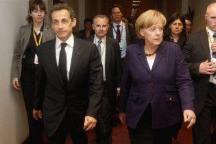 Саркозі пригрозив вивести Францію з єврозони
