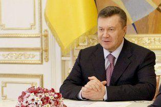 Янукович зізнався, що в дитинстві був дуже ласкавим