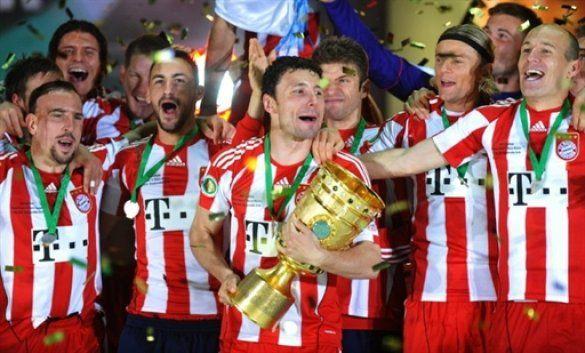 Баварія виграла Кубок Німеччини
