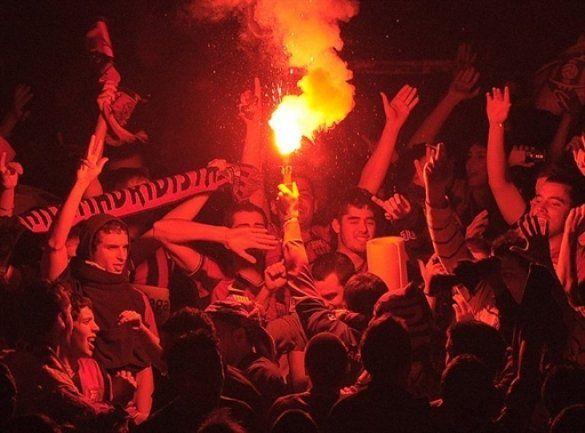 Фанати Барселони влаштували погроми_2