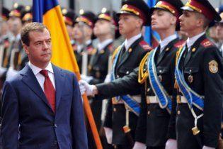 Мєдвєдєв запропонував Україні військовий союз