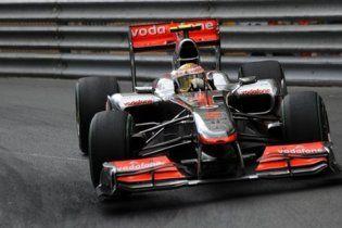 Формула-1. Хемілтон виграв другу поспіль гонку і очолив чемпіонат