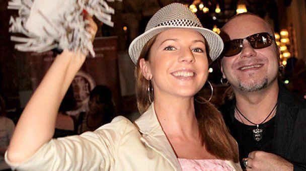 Пресняков та Подольська відсвяткують весілля на кораблі