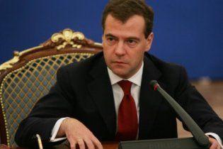 Мєдвєдєв: українці живуть гірше за росіян