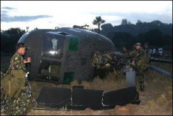 Аварія вертольота на Філіппінах