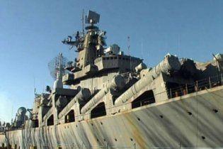 "Уряд передасть Росії ракетний крейсер ""Україна"""