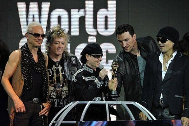 У Монте-Карло вручили World Music Awards 2010