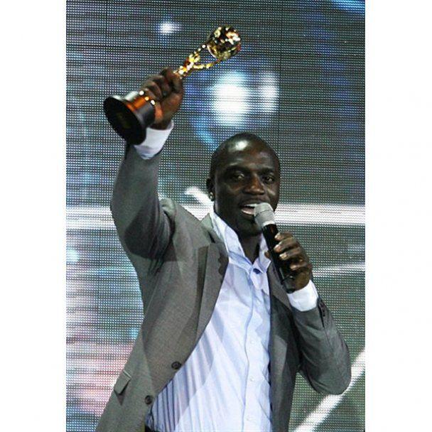 Кличко вручив World Music Awards