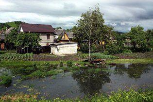 На Львівщині затопило рідне село Ганни Герман