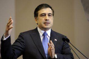 Саакашвілі: щодо НАТО є нюанси, але в Європу Україна інтегрується швидко