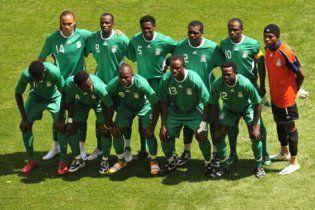 Представляємо учасників ЧС-2010: збірна Нігерії