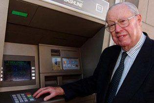 У Шотландії помер винахідник банкомату