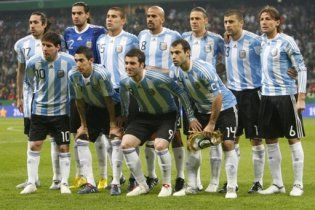 Марадона взяв на чемпіонат світу 17 легіонерів