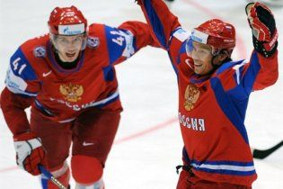 Росія розгромила Канаду на чемпіонаті світу з хокею